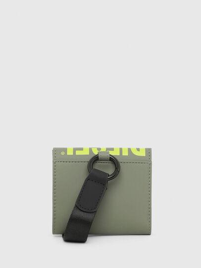 Diesel - YOSHINO LOOP II, Olive Green - Small Wallets - Image 2