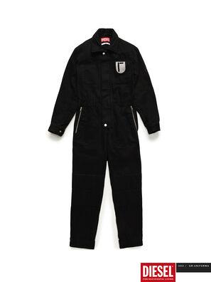 GR02-U301, Black - Jumpsuits
