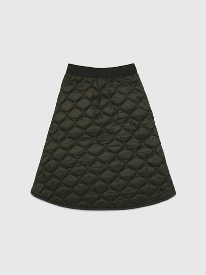 Diesel - GLIBI, Military Green - Skirts - Image 2