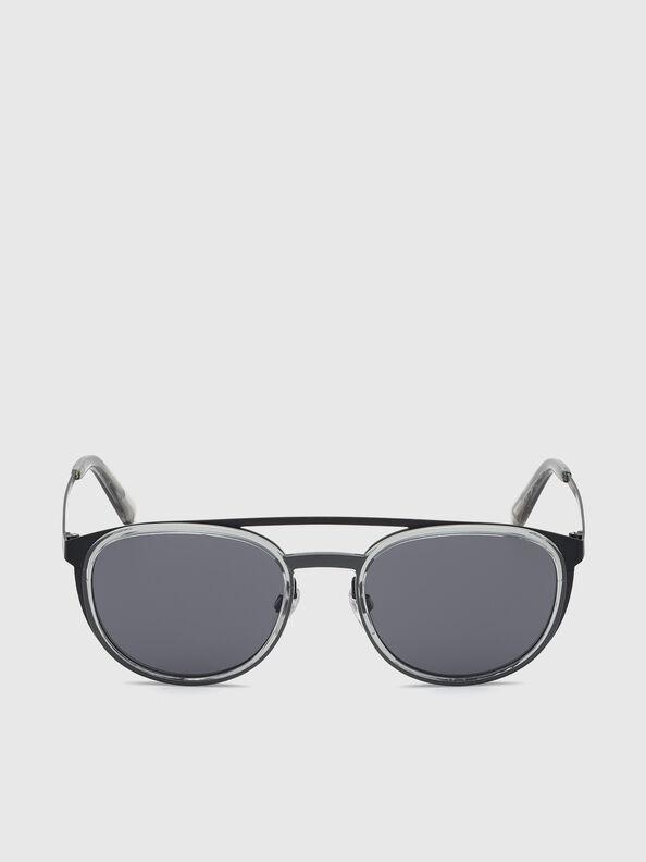 DL0293, Black/Grey - Sunglasses