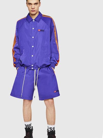 Diesel - P-BOXIE, Violet - Shorts - Image 4