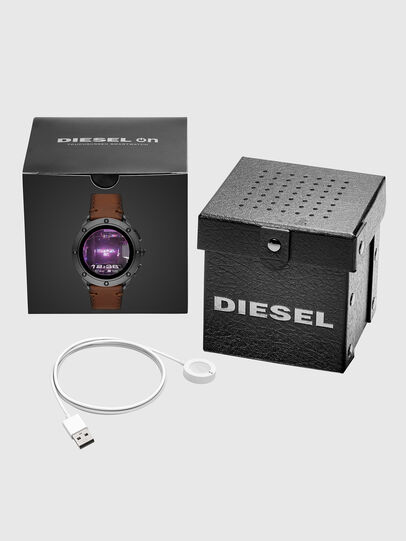 Diesel - DZT2032, Brown - Smartwatches - Image 5