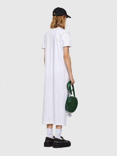 Diesel - D-FELIX-LONG-E1, White - Dresses - Image 6