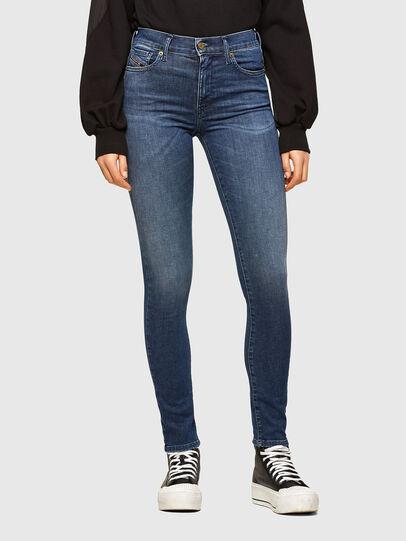 Diesel - D-Roisin 009MQ, Dark Blue - Jeans - Image 1