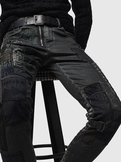 Diesel - D-Strukt 0093P,  - Jeans - Image 3