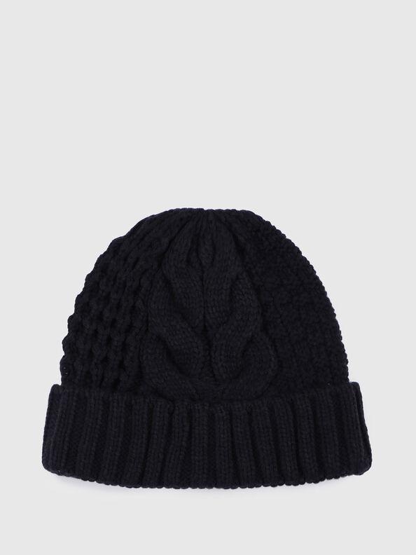 K-MIRO, Black - Knit caps
