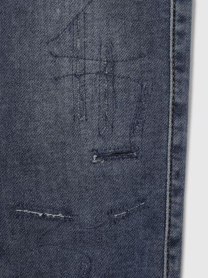 Diesel - D-SLANDY-HIGH-J JOGGJEANS, Medium blue - Jeans - Image 3