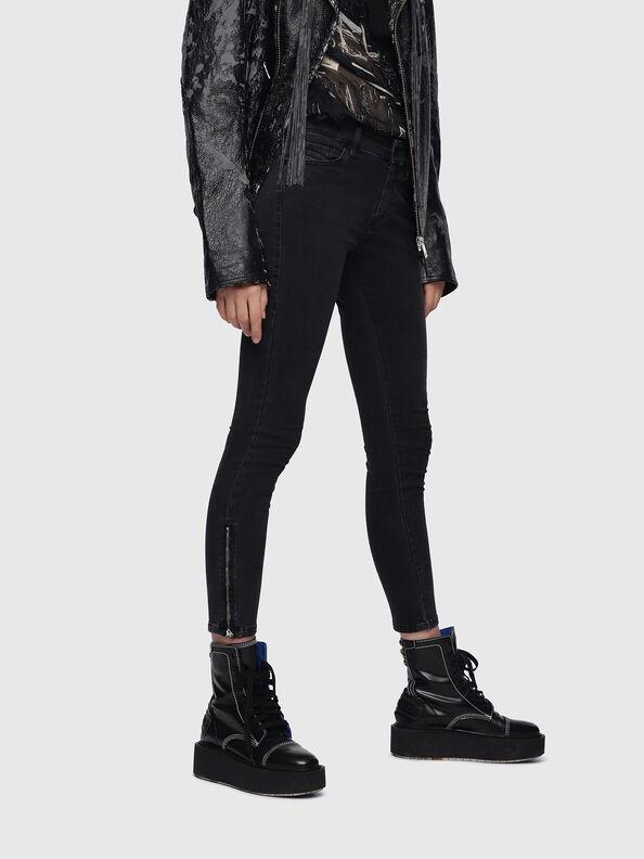 Slandy Zip 0680I,  - Jeans