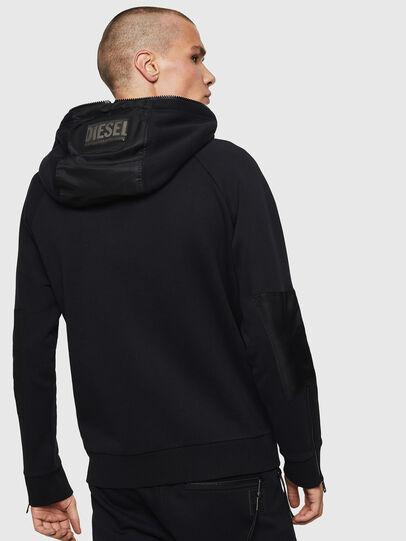 Diesel - S-IVAN, Black - Sweaters - Image 2