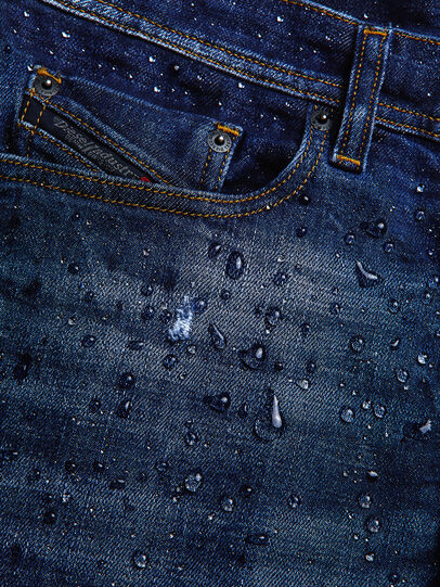 Diesel - Tepphar A87AT, Dark Blue - Jeans - Image 5