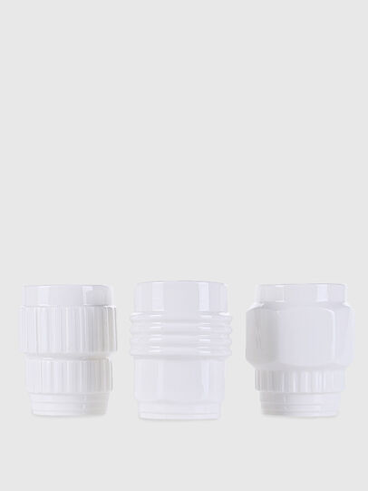 Diesel - 10910 MACHINE COLLEC, White - Cups - Image 1