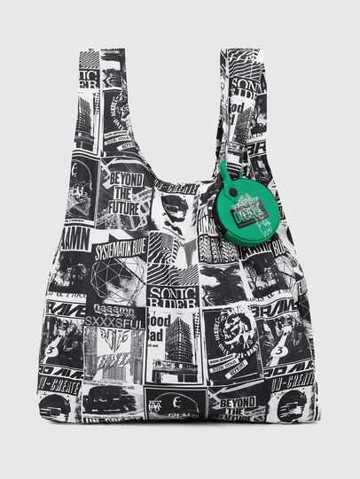 Diesel - SHOPPINA PAR, Green - Shopping and Shoulder Bags - Image 4