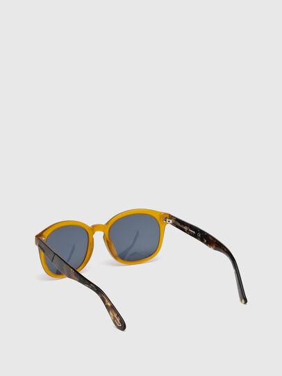 Diesel - DM0190, Yellow - Sunglasses - Image 2