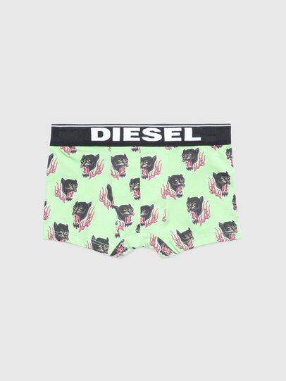 Diesel - UMBX-UDAMIENTHREEPAC, Green/Grey - Underwear - Image 2