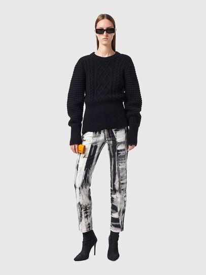 Diesel - M-YSABELL, Black - Knitwear - Image 4