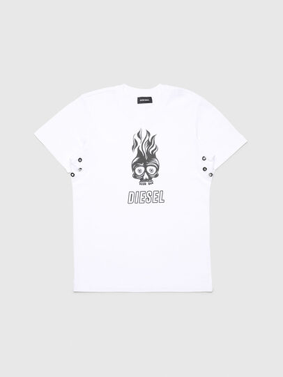 Diesel - TUSILYWQ,  - T-shirts and Tops - Image 1