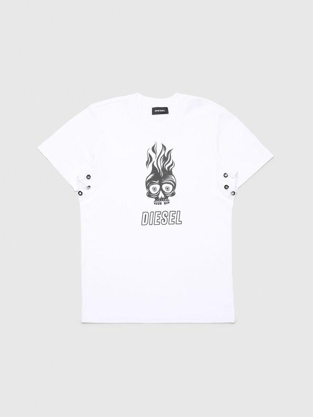 TUSILYWQ, White - T-shirts and Tops