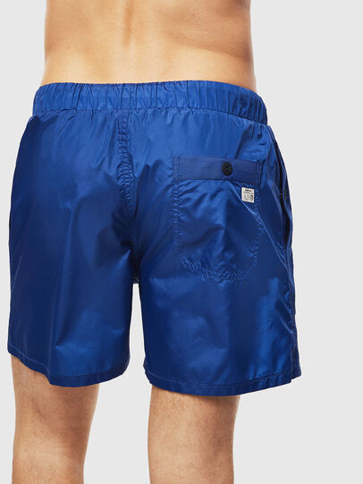 Diesel - BMBX-WAVER, Blue - Swim shorts - Image 2