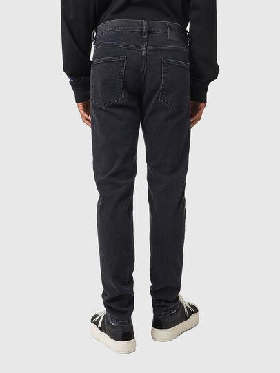 Diesel - D-Strukt 09A14, Black/Dark grey - Jeans - Image 2