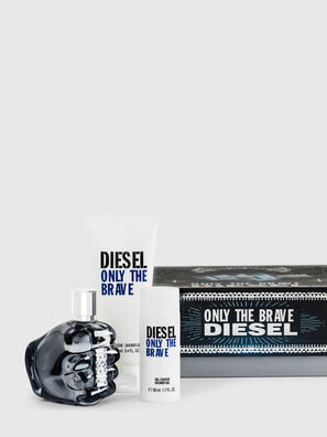 ONLY THE BRAVE 75ML GIFT SET, Blue/White - Only The Brave