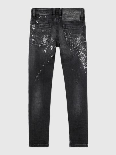 Diesel - THOMMER-J, Black/Dark grey - Jeans - Image 2