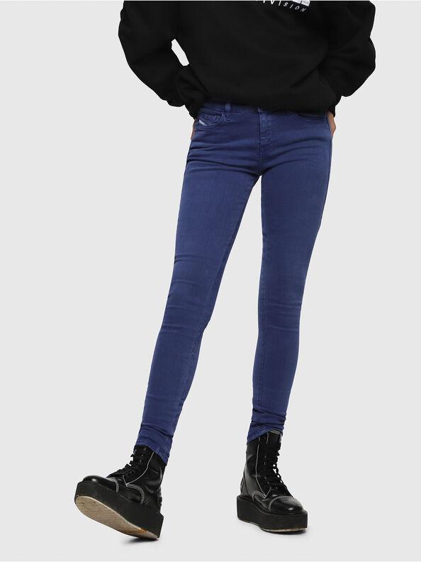 Slandy 084BZ, Blue - Jeans