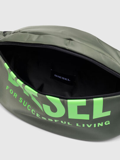 Diesel - MAXIBOLD, Olive Green - Bags - Image 3