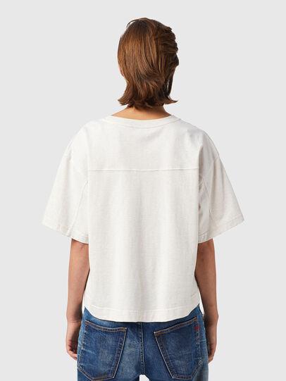 Diesel - T-BOWLESS-B1, White - T-Shirts - Image 2