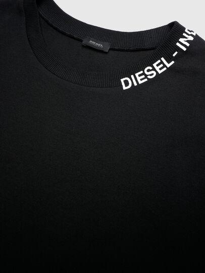 Diesel - UFTEE-JUST-FEM, Black - Pajamas - Image 3