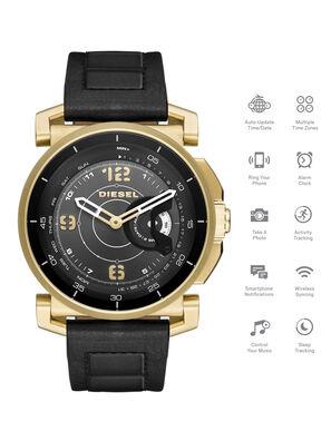 DT1004, Black - Smartwatches