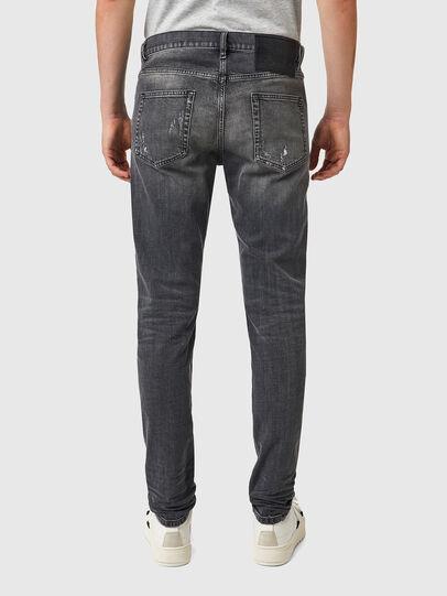 Diesel - D-Strukt 09B19, Black/Dark grey - Jeans - Image 2