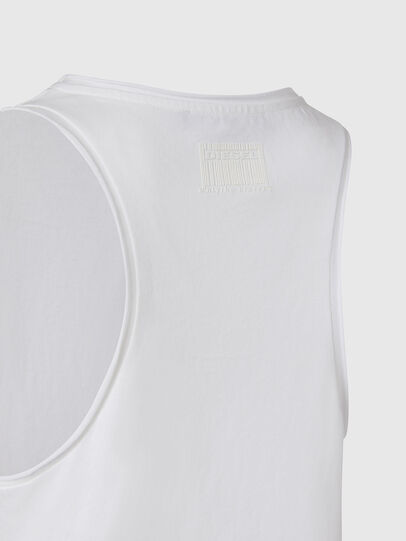 Diesel - T-KELLY-E20, White - Tops - Image 3