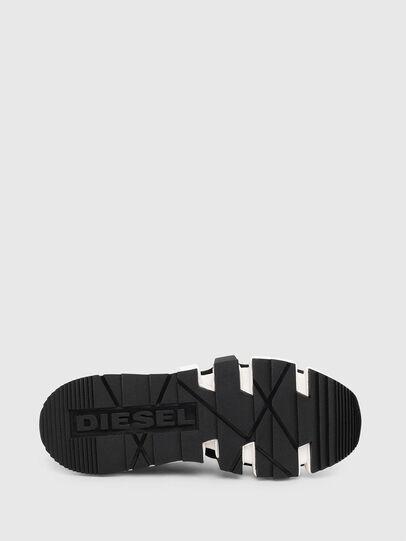 Diesel - H-PADOLA MID SOCK W, Black - Sneakers - Image 4