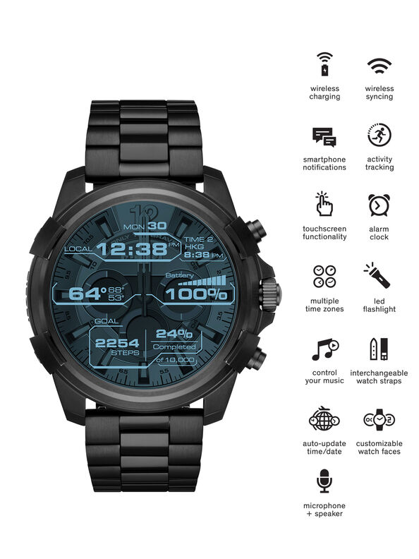 DT2007,  - Smartwatches