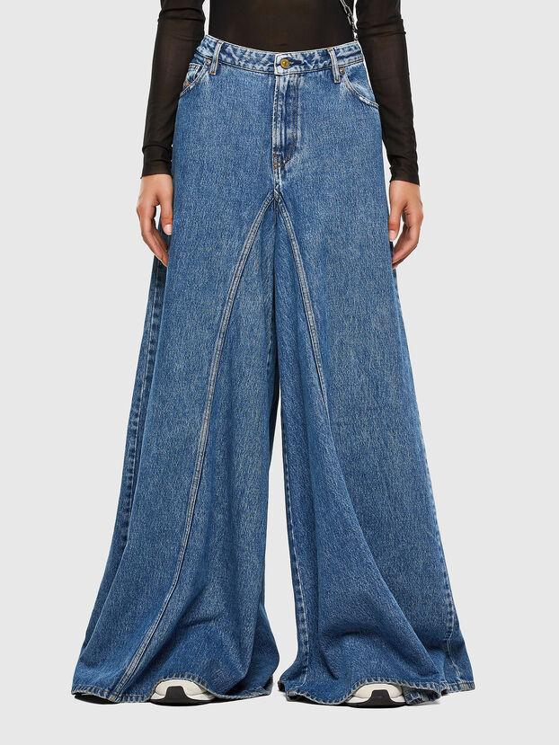D-Spritzz 009IJ, Medium blue - Jeans