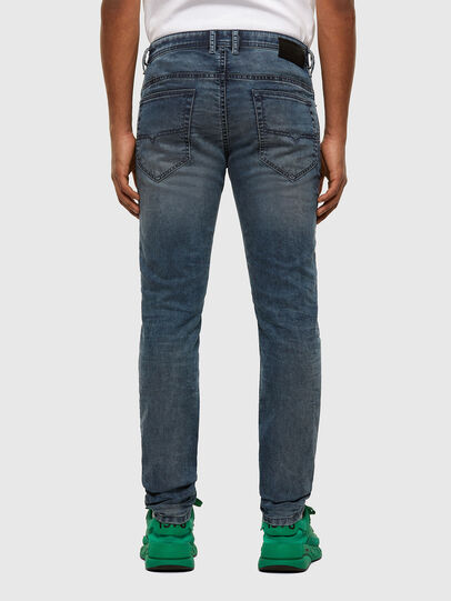 Diesel - Thommer JoggJeans 069NZ, Medium blue - Jeans - Image 2