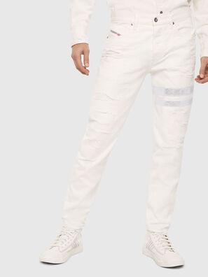 Mharky 069EC, White - Jeans