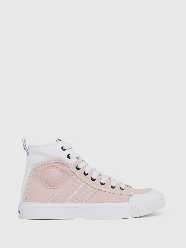 S-ASTICO MID LACE W, Pink/White - Sneakers