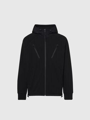 S-RUNNER, Black - Sweaters
