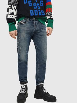 Mharky 0870B, Medium blue - Jeans