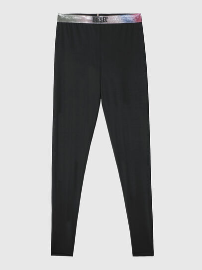Diesel - UFLB-FAUSTIN-LP-MF, Black - Pants - Image 1