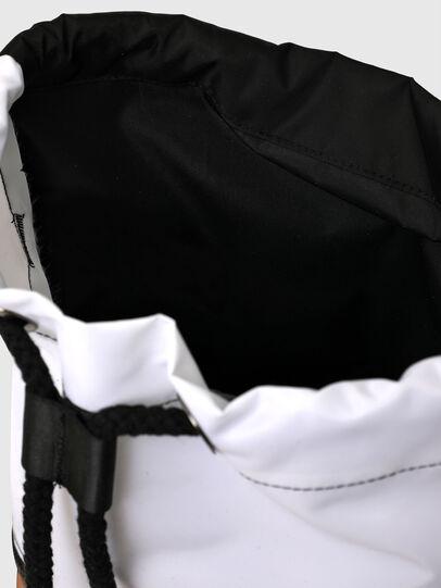 Diesel - BBAG-SACK-P, Black/White - Beachwear accessories - Image 4