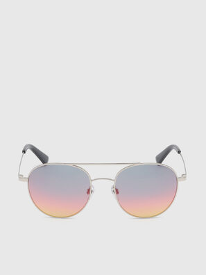 DL0286, Silver - Sunglasses