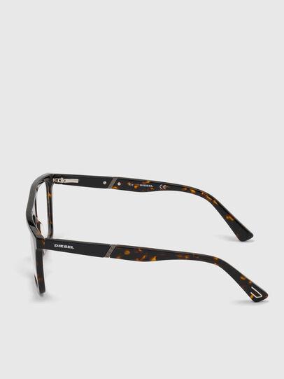 Diesel - DL5369, Black/Brown - Eyeglasses - Image 3