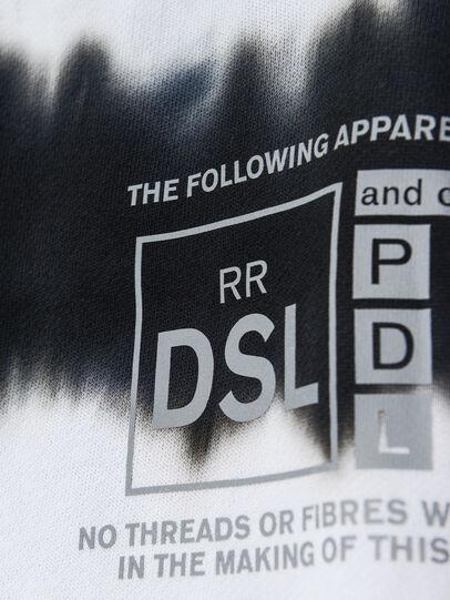 Diesel - PUMMER, Black/White - Pants - Image 3