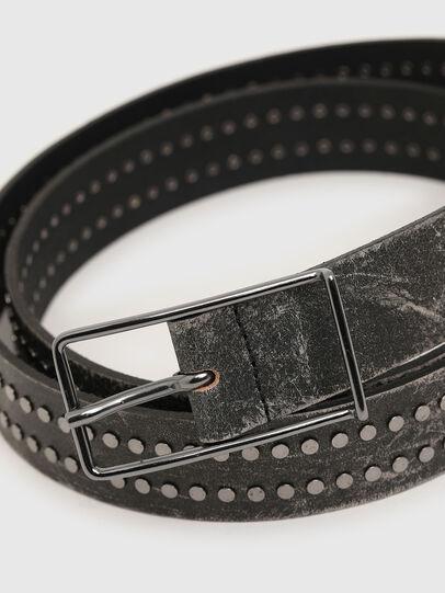 Diesel - B-CLOUDY, Dark Green - Belts - Image 2