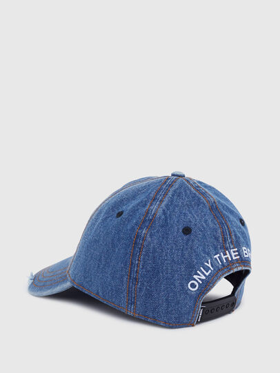 Diesel - CADEI, Blue Jeans - Caps - Image 2