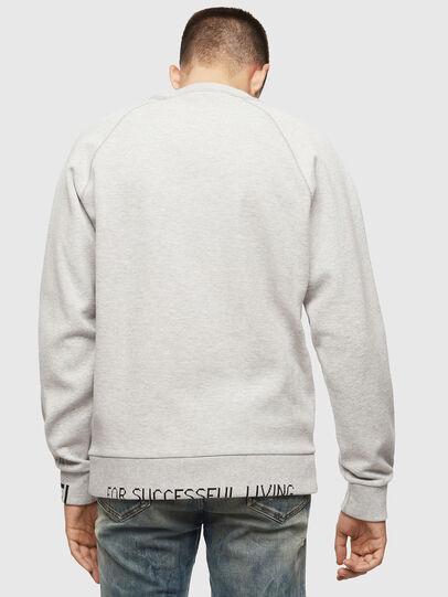 Diesel - S-KOBLER, Grey - Sweaters - Image 2