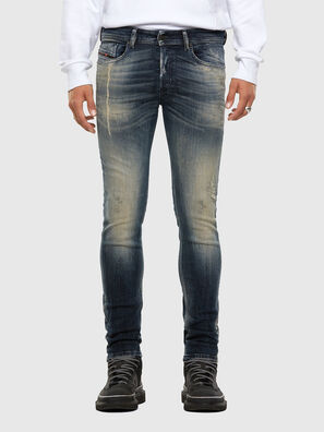 Sleenker 069NI, Dark Blue - Jeans