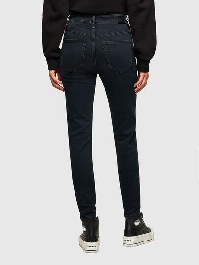 Diesel - Slandy High 009QG, Dark Blue - Jeans - Image 2